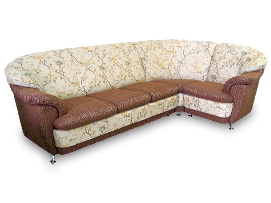 Угловой диван Ярославль - новый стиль для старого интерьера