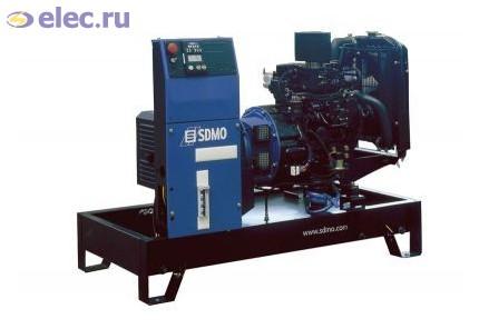 дизель-генератор sdmo